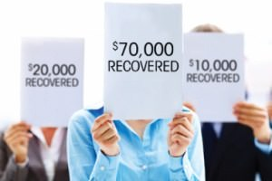 CES Monies Recovered